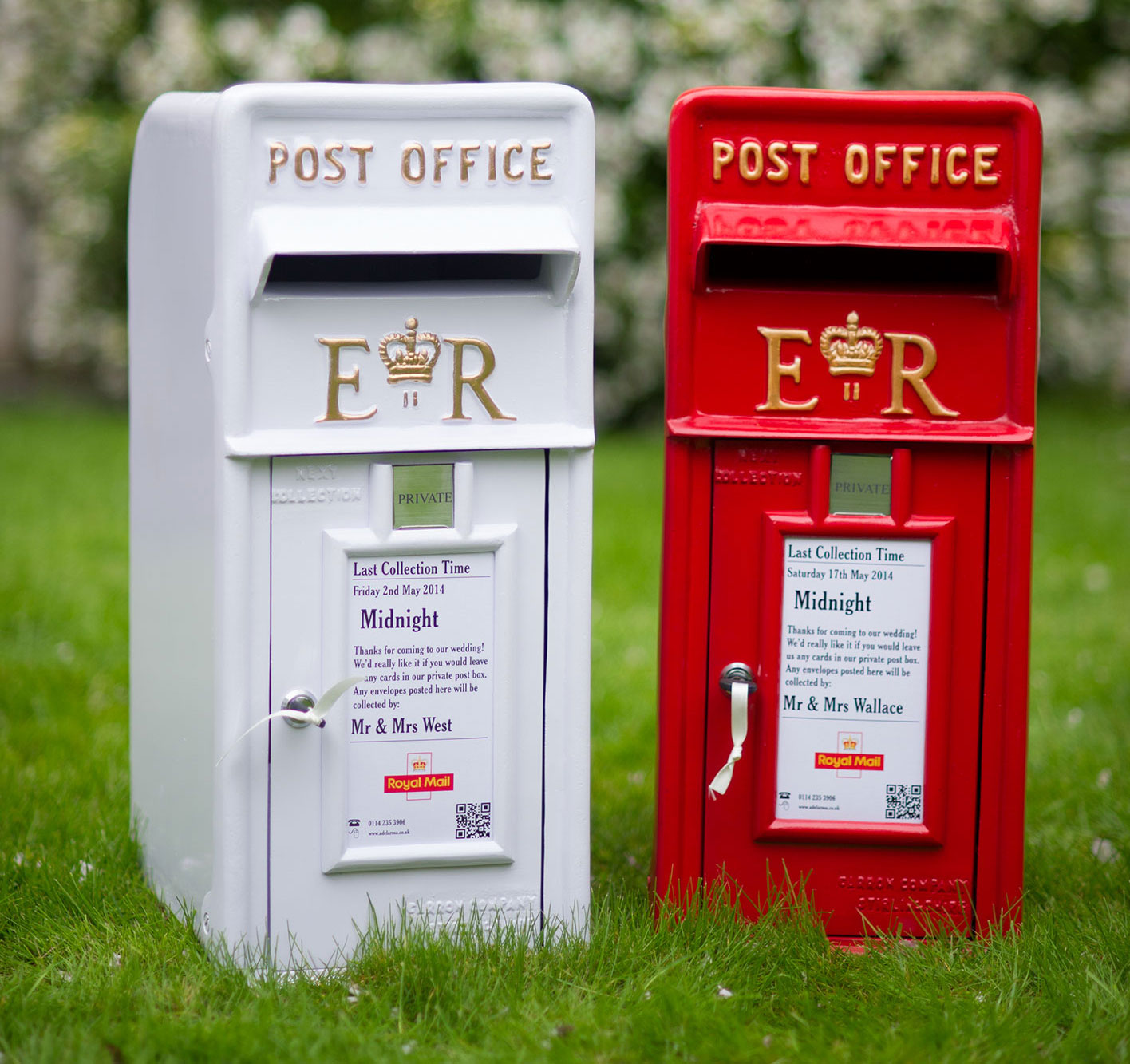 Wedding Gift Post Boxes Uk : Wedding celebration & Wedding Post BoxesWedding BlogsProject ...