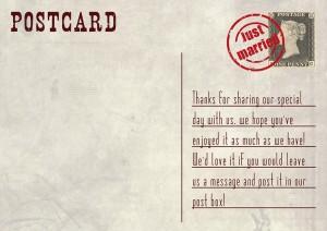 Standard-Postcard